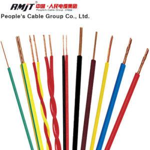 Гибкая медного провода H05V-R H05V-K H07V-K H07V-R H03VV-F здание провод
