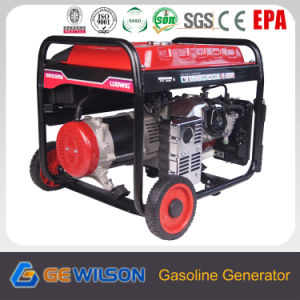 6.5Kw generador de gasolina con arranque manual