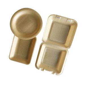 PLAの泡はカスタム真空の生物お弁当箱を取り除く