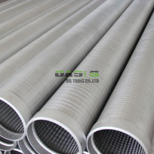 Rifornimento del fornitore della Cina del tubo di filtrazione del filtro per pozzi dell'acqua del collegare di forma di v