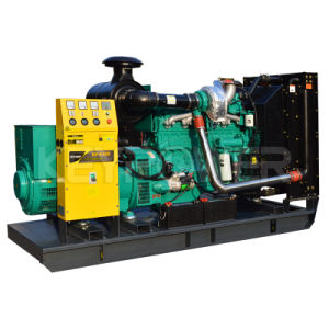 400kVA는 유형 Cummins Engine 힘 디젤 엔진 발전기 세트를 연다
