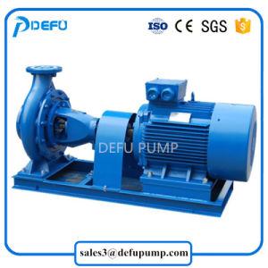 90m3/h fin centrifuge horizontale de l'irrigation de champ d'aspiration de pompe à eau