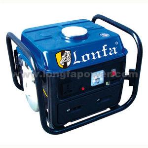 Tipo de 950cc 450W de 63 Generador generador de gasolina de dos tiempos (LF650F)