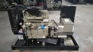 Weichai Engine Open Type Diesel Power Generating Set 75kw