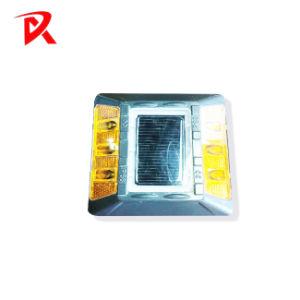 Vite prigioniera solare infiammante di plastica di alluminio della strada dell'indicatore della strada