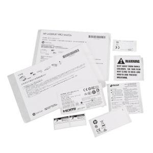 Etiqueta térmica do rolo de impressão por transferência térmica / Etiqueta adesiva/Etiqueta de impressão por transferência de calor