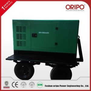 250 квт/200квт Oripo Silent тип дизельного двигателя Cummins