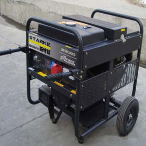 Moteur diesel 6bt5.9 partie 4984043 du générateur de l'alternateur