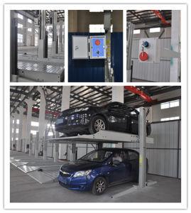 中国製セリウムの証明の2つのコラム車のスタッカー