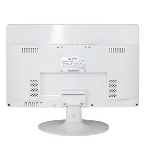 싼 컴퓨터 모니터 18.5 인치 PC LED 모니터 백색 색깔