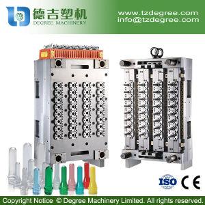 注入のプラスチックびん機械のための熱いランナーペットプレフォーム型