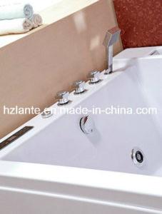 Bañera caliente estándar europea para la persona doble (TLP-672)
