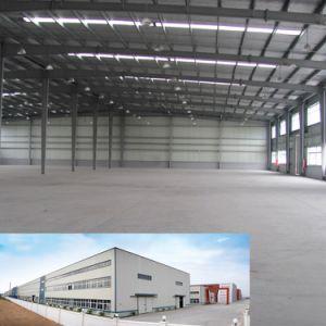 Prefabricados gran edificio de estructura de acero de la luz de Metal