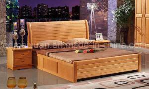 Festes hölzernes Bett-moderne Betten (M-X2748)