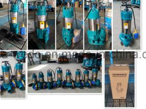 ステンレス鋼の下水の浸水許容の水ポンプ、衛生ポンプ