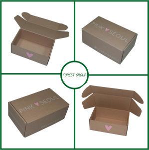 boîte en carton<br/> couleur personnalisée à Shanghai