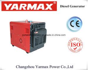 Leiser Typ luftgekühlter Dieselgenerator (2/3/5/6KW)
