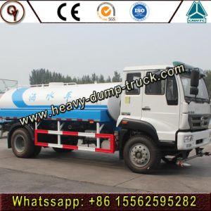 Sinotruk HOWO販売のためのタンク車20000リットルの4X2水