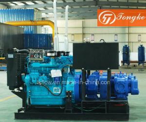 El rotor del motor diesel bomba de agua (set)