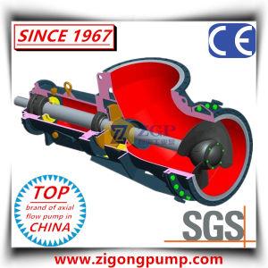 Pompa di flusso assiale industriale chimica della Cina & pompa del gomito