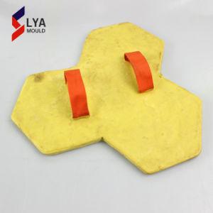 Резиновые пресс-форм для указан конкретный асфальтирование камня шпона