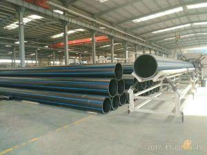 PE100 Material puro de gran diámetro del tubo de plástico de HDPE Lista de precios