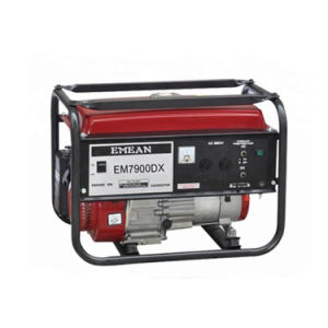 Serie Ec2500 di EC di inizio rapido di Mindong generatore della benzina di 2.2-2.5 chilowatt
