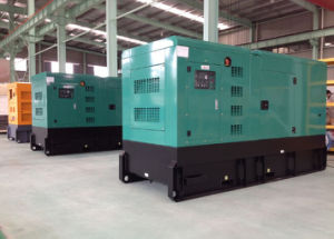 Super Silent 120kVA geradores diesel/Janelas Insonorizadas Grupo Gerador/famoso motores/CE