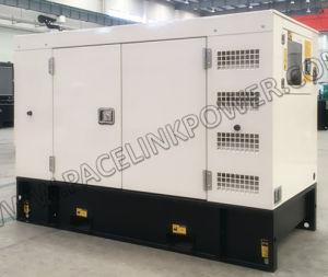 generatore diesel insonorizzato 13kVA alimentato da Perkins con Ce/ISO