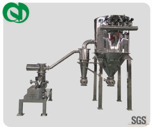Ultrafine triturador que material de pó da Bateria