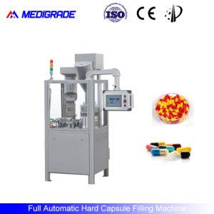 Máquina automática de llenadora de cápsulas duras