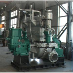 좋은 성과 발전소는 배압 증기 터빈을 분해한다