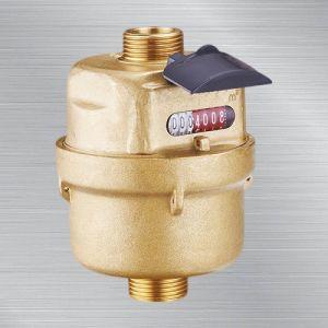 Compteur d'eau de type piston volumétrique (Mod. PLV100)