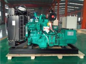 Grupo electrógeno diesel de 30kw con motor Cummins