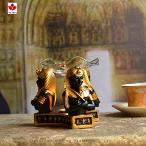 De Egyptische Brander van de Wierook van Polyresin van de Herinnering van de Toerist