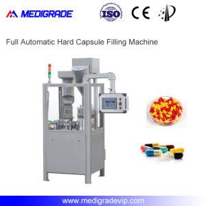 La medicina de la máquina de llenado automático de la cápsula dura