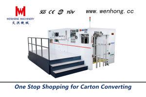 Máquina de corte automático de morrer para Caixa de papel (1050SS/S)