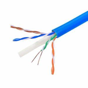 공장 가격 이더네트 케이블 FTP UTP Cat5 Cat5e CAT6 Cat7 통신망/인터넷/근거리 통신망 케이블