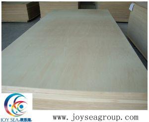 Painel de parede de 18mm de material de construção de madeira contraplacada comercial barata de mobiliário