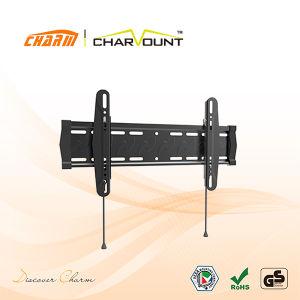 17  - 42 를 위한 수직으로 조정가능한 텔레비젼 벽 마운트 부류 (CT-PLB-E612)