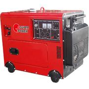 Ruhe-Benzin-Generator 5kw (SP8000SEL)