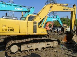 Escavatore utilizzato PC200-6/escavatore utilizzato KOMATSU PC200 /PC200-6 di KOMATSU