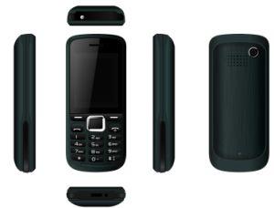 De Telefoon van de Eigenschap van 1.8 Duim met Spreadtrum 6531 32+32 FM van het Geheugen MP3MP4, Camera, VideoToorts