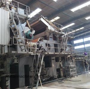 高速Corruagtedクラフトテストはさみ金のペーパー作成機械