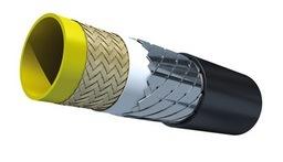 Beständiges Stahlband Reforcement Hochtemperaturrohr (GOLSUN® HSTP)