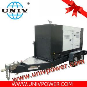 250kVA draagbare Mobiele Diesel van de Aanhangwagen Generator (US200E)