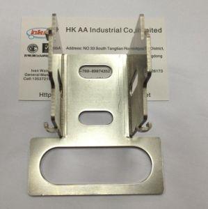 Настраиваемые штамповки стальных U-образный кронштейны для крепления на стене