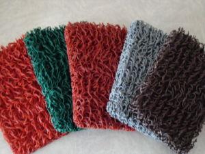 Roulis durable lourd de couvre-tapis de coussin de PVC