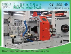 Máquina extrusora de U-PVC Línea de producción de extrusión de tubería de PVC /630mm