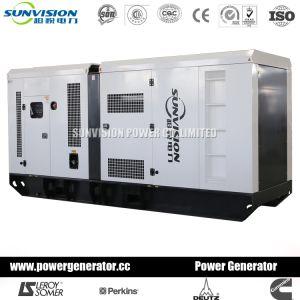 100kVA Yuchai Silent génératrice électrique diesel (Yuchai YC4A140L-D20, Stamford UCI 274C)